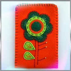 Чехол для телефона (из фетра)