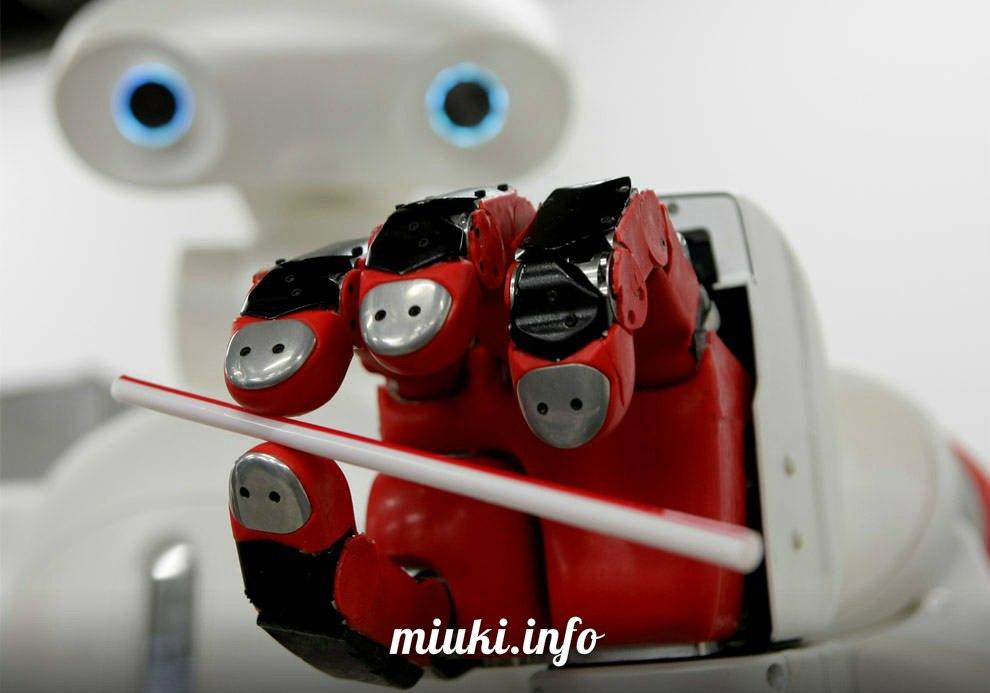 Японские роботы - люди, созданные людьми