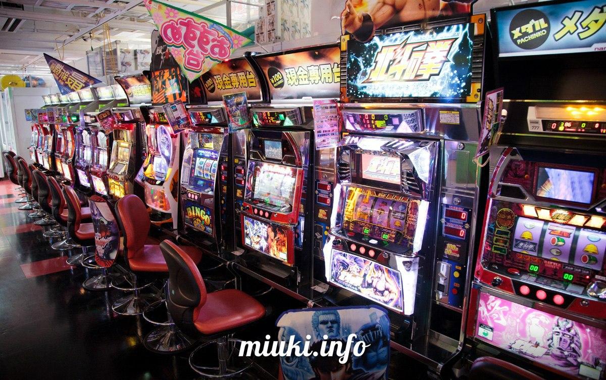 Необычные игры и особенности японских игровых автоматов