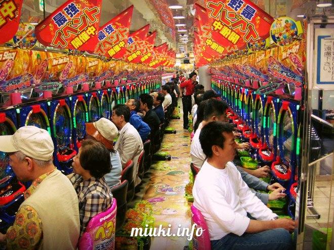 Феномен пачинко - больше, чем игровой автомат